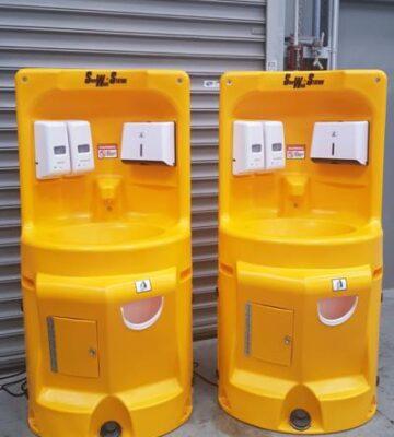 Smartwash stations